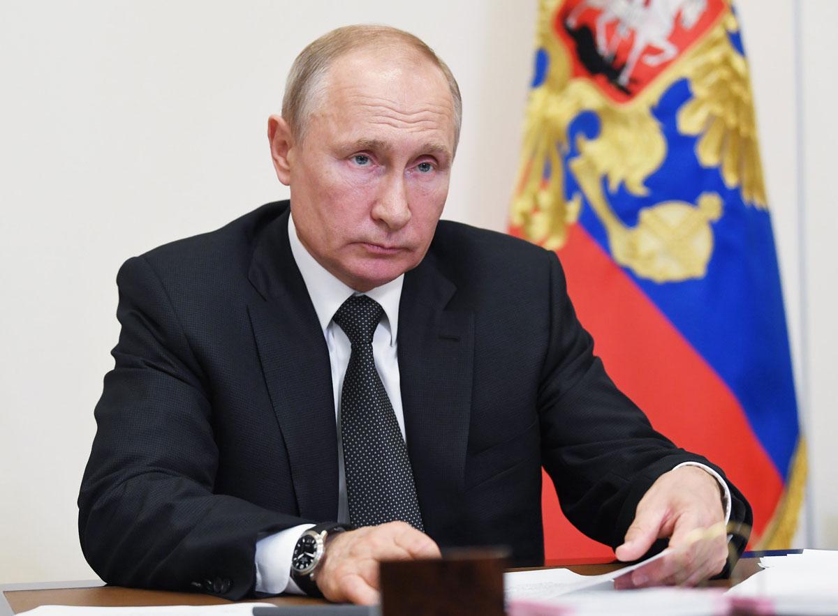 Putin propone a EEUU intercambio de 'garantías de no injerencia' electoral  - La Razón | Noticias de Bolivia y el Mundo
