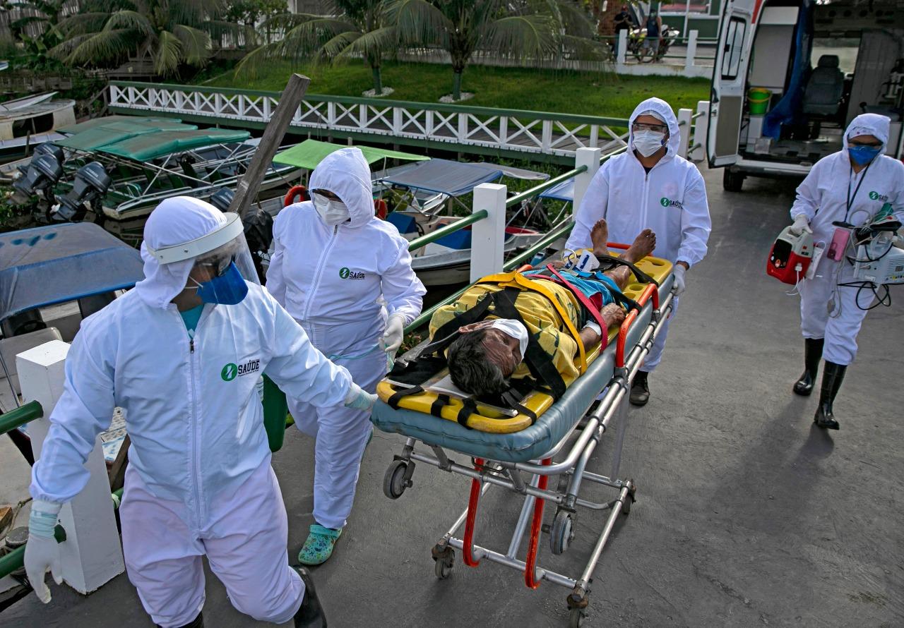 El mundo se acerca a los 400.000 muertos por coronavirus - La Razón |  Noticias de Bolivia y el Mundo