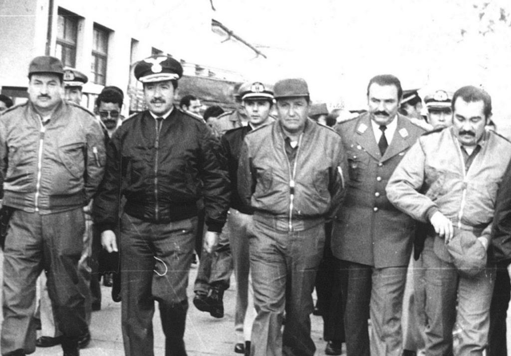 17 de julio de 1980: El golpe del ocaso de los militares en el poder - La  Razón   Noticias de Bolivia y el Mundo
