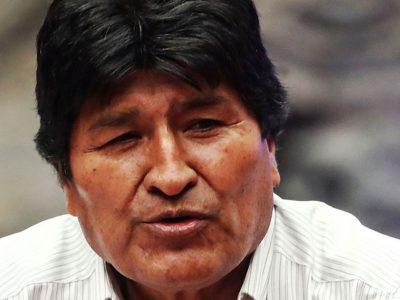 Morales llama a la comunidad internacional a estar alerta por comicios y  'al pueblo' a no caer en provocaciones - La Razón | Noticias de Bolivia y  el Mundo