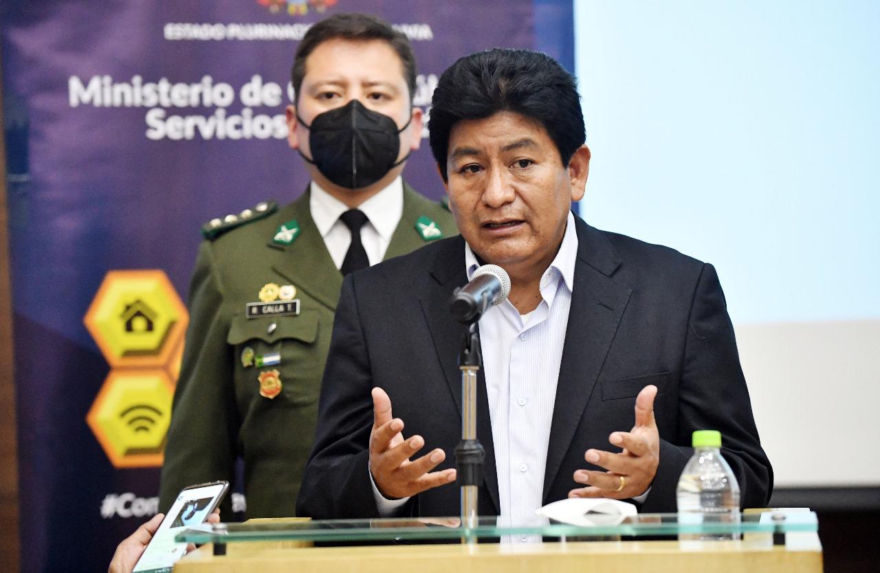 El Ministro de Obras Públicas denuncia el 'total descalabro' del despacho  que recibió - La Razón | Noticias de Bolivia y el Mundo