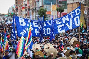 Un acto de masas recibirá a Morales en Chimoré, se espera presencia de Arce y Choquehuanca - La Razón | Noticias de Bolivia y el Mundo