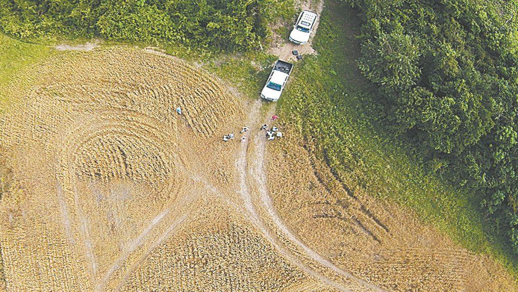 DESALOJO. La Fundación Tierra pide la desocupación de tierras fiscales. INRA