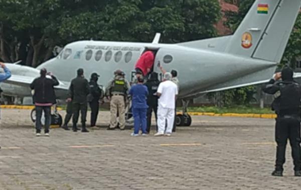 Extraditan a Brasil al acusado por narcotráfico Lima Lobo, la orden no se  cumplía desde 2019 - La Razón   Noticias de Bolivia y el Mundo