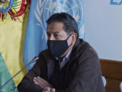 Choquehuanca dice que 'están mal' los que no ven 'golpe' en 2019 y niega  injerencia de Morales - La Razón   Noticias de Bolivia y el Mundo