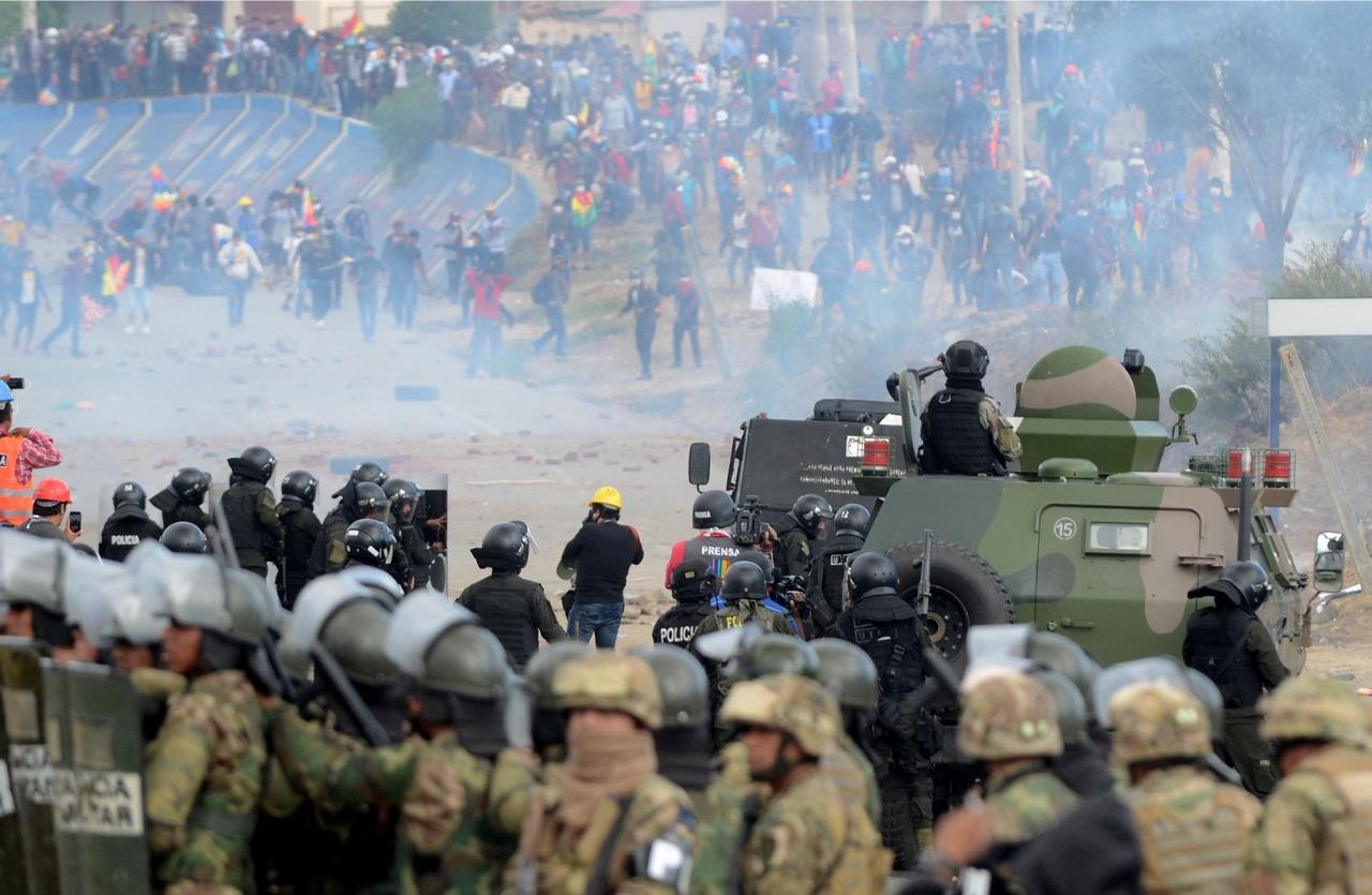 """El presidente de Bolivia denunció ante la ONU al gobierno de Macri por el """"envío de armas y municiones"""""""